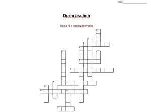 Dornröschen- Csipkerózsika